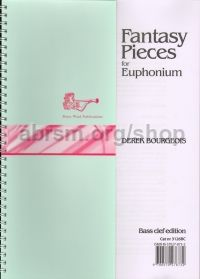 Fantasy Pieces for Euphonium (bass clef edition)