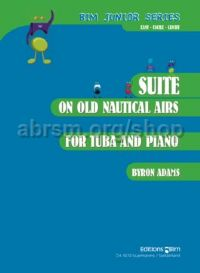 Suite On Nautical Airs Tuba & Piano Bass Clef