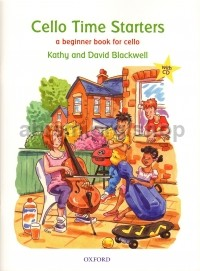 Cello Time Starters (Book & CD)