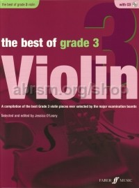 The Best of Grade 3 Violin