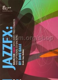 JazzFX for oboe (Bk & CD)