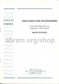 Preludes For Pachyderms - 8 Graded Solos