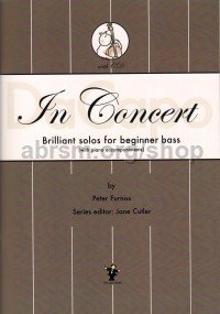 In Concert: Brilliant Solos for Beginner Bass (+ CD)