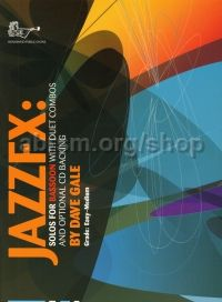 Jazz FX for Bassoon (Book & CD)
