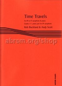 Time Travels, arr. Buckland and Scott (Bb accomp)