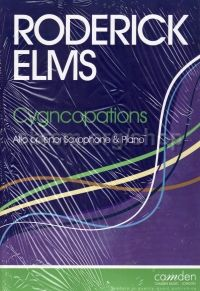 Cygncopations for alto or tenor saxophone (Eb/Bb edition)