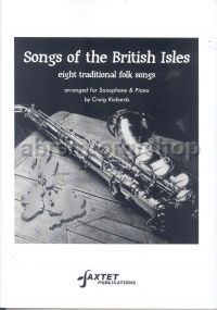 Songs of the British Isles, arr. Rickards (Eb/Bb edition)