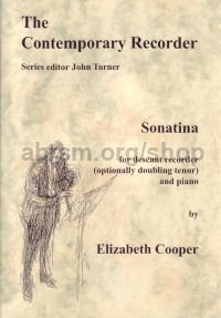 Sonatina for Descant Recorder