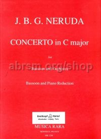 Concerto in C -  Bassoon & Piano
