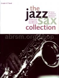 The Jazz Sax Collection for tenor saxophone
