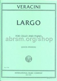 Largo for cello & piano