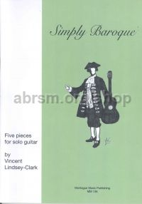 Simply Baroque Guitar
