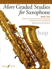More Graded Studies for Saxophone, Book II