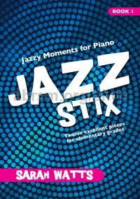 Jazz Stix, Book 1 for Piano