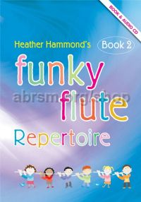 Funky Flute Book 2 - Repertoire Pupil's Book (Book and CD)