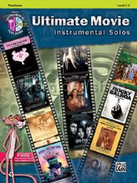 Ultimate Movie Instrumental Solos for Trombone (+ CD)