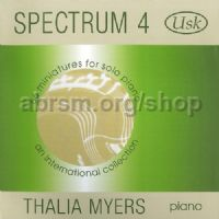 Spectrum 4 CD (Piano)