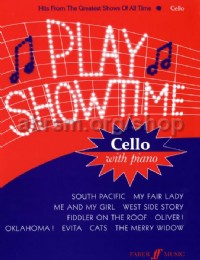 Play Showtime (Violoncello & Piano)