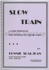 Slow Train (for harp)