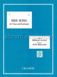 Her Song (key: A)