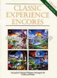 Classic Experience Encores Cello (Book & CD)