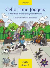 Cello Time Joggers (Book & CD)