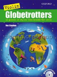Violin Globetrotters (Book & CD)