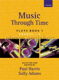 Music Through Time Flute Book 1 (Grades 1-2)
