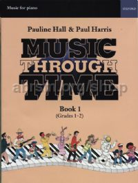 Music Through Time Piano Book 1 (Grades 1-2)