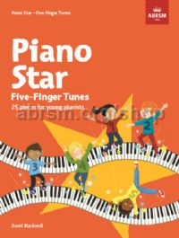 Piano Star: Five-Finger Tunes