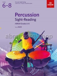 Percussion Sight-Reading, ABRSM Grades 6-8