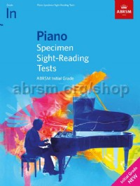 Piano Specimen Sight-Reading Tests, Initial Grade