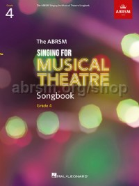 Singing for Musical Theatre Songbook, ABRSM Grade 4