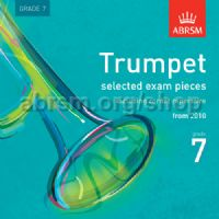 Trumpet Exam Pieces 2010 CD, ABRSM Grade 7
