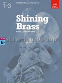 Shining Brass, Book 1, Piano Accompaniment E flat