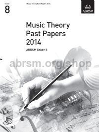 Music Theory Past Papers 2014, ABRSM Grade 8