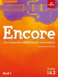 Encore Violin, Book 1, Grades 1 & 2