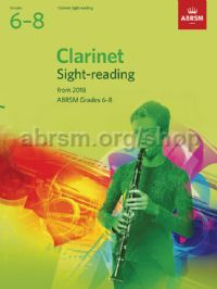 Clarinet Sight-Reading Tests, ABRSM Grades 6–8