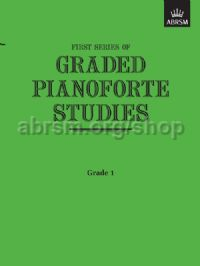 Graded Pianoforte Studies, First Series, Grade 1 (Primary)