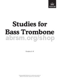 Studies for Bass Trombone
