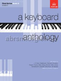 A Keyboard Anthology, First Series, Book III
