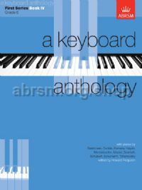 A Keyboard Anthology, First Series, Book IV
