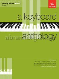 A Keyboard Anthology, Second Series, Book V