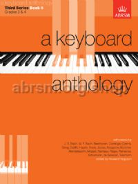 A Keyboard Anthology, Third Series, Book II