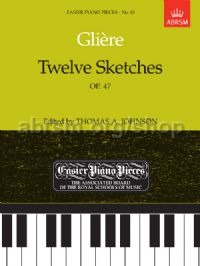 Twelve Sketches, Op.47