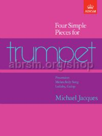 Four Simple Pieces for Trumpet