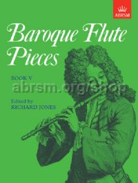 Baroque Flute Pieces, Book V