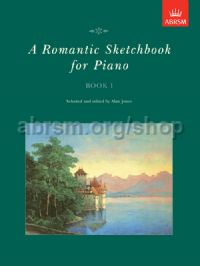 A Romantic Sketchbook for Piano, Book I