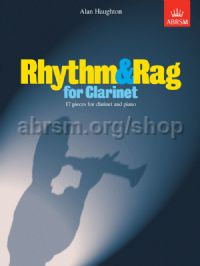 Rhythm & Rag for B flat Clarinet