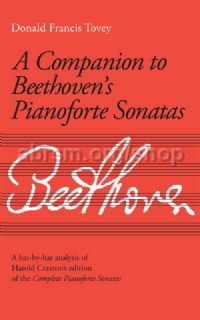 Companion to Beethoven's Pianoforte Sonatas